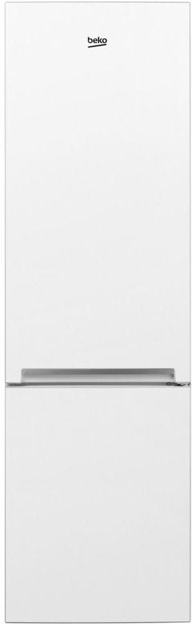 Холодильник BEKO RCNK310KC0W,  двухкамерный, белый