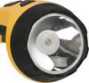 Аккумуляторный фонарь ЯРКИЙ ЛУЧ LA-20, желтый  / черный,  2Вт вид 4