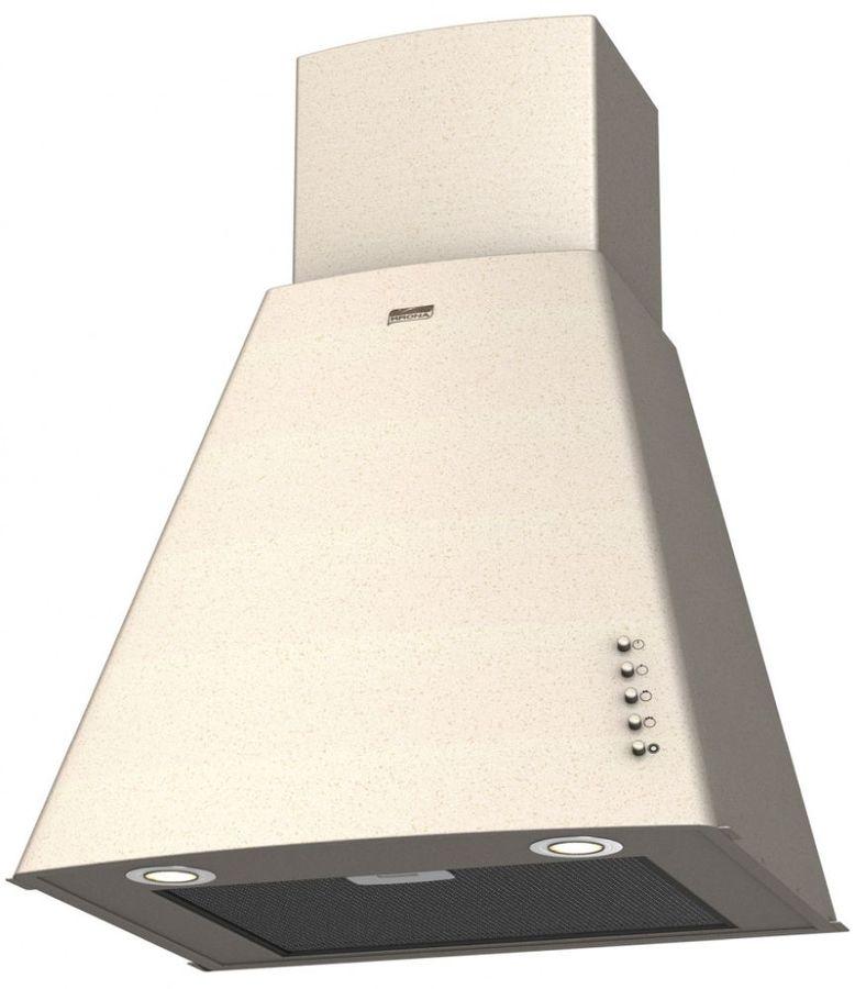 Вытяжка каминная Krona Donata CPB 600 золотистый управление: кнопочное (1 мотор)