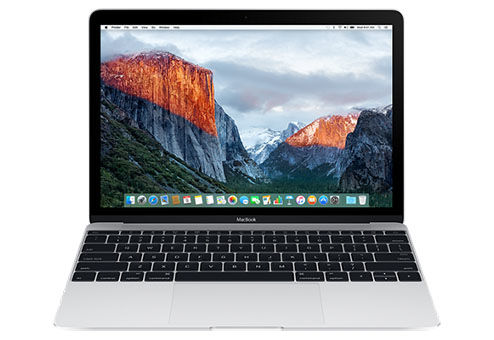 Ноутбук APPLE MacBook MNYH2RU/A, 12, Intel Core M3 7Y32 1.2ГГц, 8Гб, 256Гб SSD, Intel HD Graphics 615, Mac OS X, серебристыйНоутбуки<br>экран: 12;  разрешение экрана: 2304х1440; тип матрицы: IPS; процессор: Intel Core M3 7Y32; частота: 1.2 ГГц; память: 8192 Мб, LPDDR3, 1866 МГц; SSD: 256 Гб; Intel HD Graphics 615; WiFi;  Bluetooth;  WEB-камера; Mac OS X<br><br>Линейка: MacBook