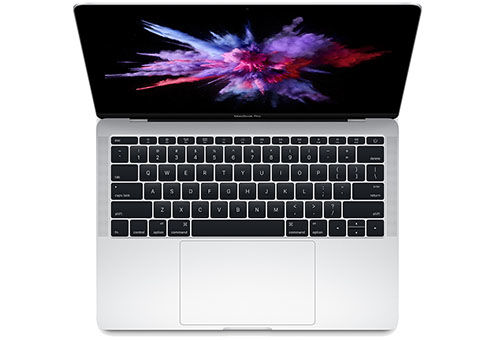 Ноутбук APPLE MacBook Pro MPXU2RU/A, 13.3, Intel Core i5 7360U 2.3ГГц, 8Гб, 256Гб SSD, Intel Iris Plus graphics 640, Mac OS Sierra, MPXU2RU/A, серебристый ноутбук apple macbook core m3 1 2ghz 12 8gb ssf256gb hdg615 mac os x gray mnyf2ru a