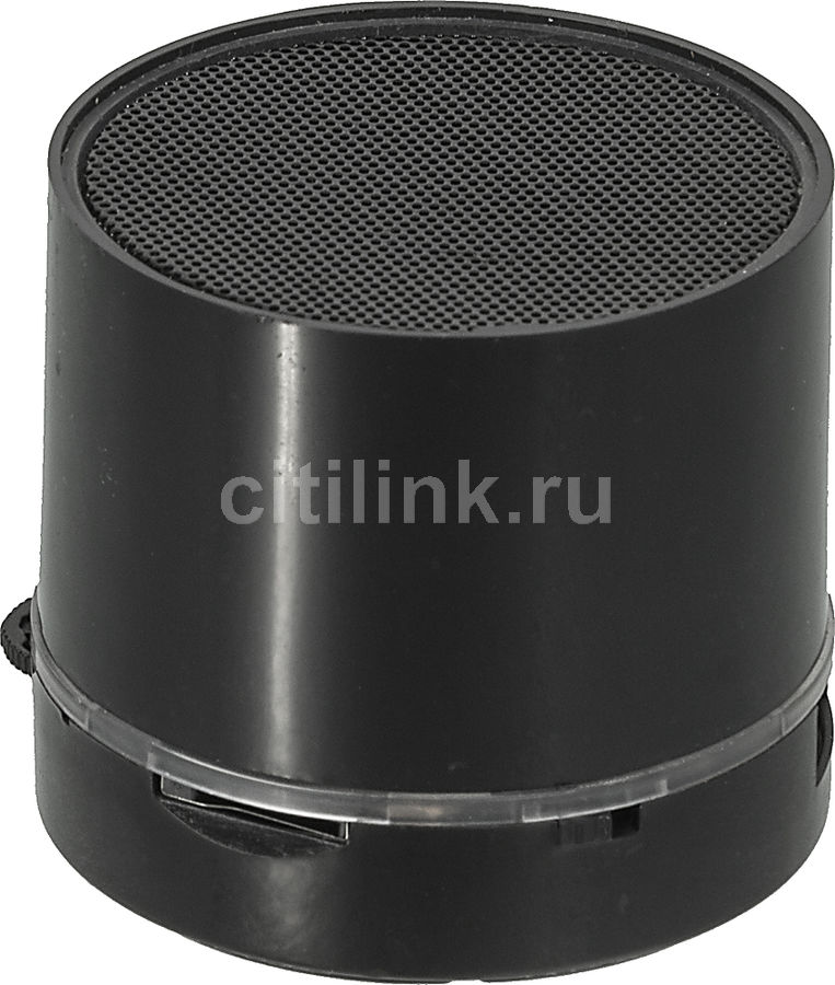 Портативная колонка GINZZU GM-870B, 3Вт, черный hyperps bluetooth wireless mini portable super bass speaker with built in mp3 player supporting to play from micro sd card usb thumb drive