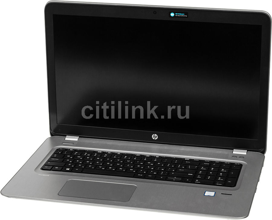 Ноутбук HP ProBook 470 G4, 17.3, Intel Core i7 7500U 2.7ГГц, 8Гб, 1000Гб, Intel HD Graphics 620, DVD-RW, Windows 10 Professional, Y8A90EA, серебристыйНоутбуки<br>экран: 17.3;  разрешение экрана: 1920х1080; тип матрицы: UWVA; процессор: Intel Core i7 7500U; частота: 2.7 ГГц (3.5 ГГц, в режиме Turbo); память: 8192 Мб, DDR4, 2133 МГц; HDD: 1000 Гб, 5400 об/мин; Intel HD Graphics 620; DVD-RW; WiFi;  Bluetooth; HDMI; WEB-камера; Windows 10 Professional<br><br>Линейка: ProBook