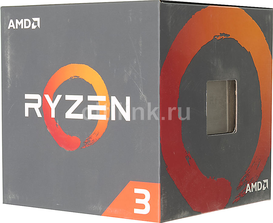 Процессор AMD Ryzen 3 1300X, SocketAM4 BOX [yd130xbbaebox]
