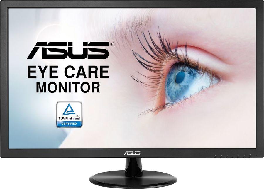 """Монитор ЖК ASUS VP228DE 21.5"""", черный [90lm01k0-b01370]"""