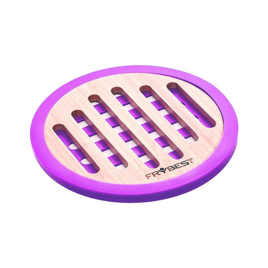 Подставка для кастрюль Frybest MUR-RTV фиолетовый