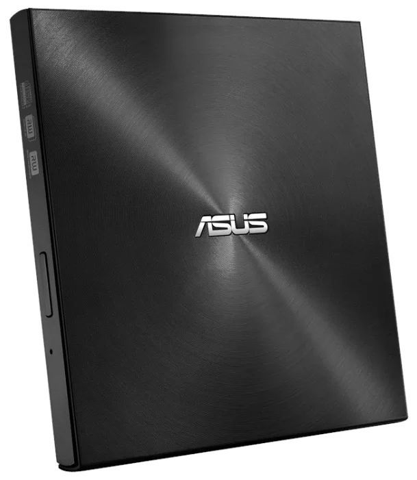 Оптический привод DVD-RW ASUS SDRW-08U9M-U, внешний, USB, черный,  Ret [sdrw-08u9m-u/blk/g/as]