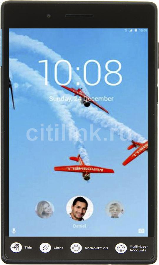 Планшет LENOVO Tab 4 TB-7304I,  1GB, 16GB, 3G,  Android 7.0 черный [za310031ru]