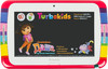 Детский планшет TURBO TurboKids Даша-Путешественница,  белый