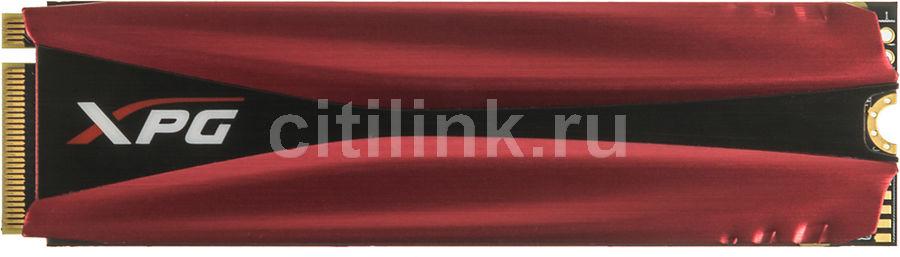 SSD накопитель A-DATA XPG ASX7000NPC-128GT-C Gammix S10 128Гб, M.2 2280, PCI-E x4