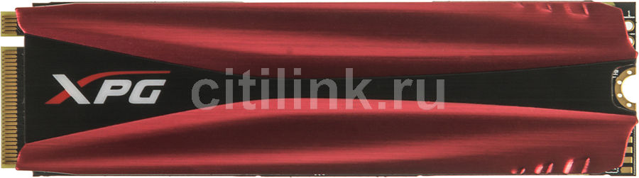 SSD накопитель A-DATA XPG ASX7000NPC-256GT-C Gammix S10 256Гб, M.2 2280, PCI-E x4