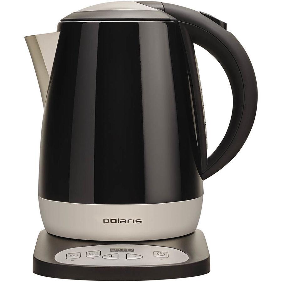 Чайник электрический POLARIS PWK 1748CAD, 2200Вт, черный