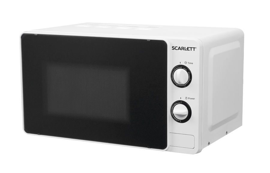 Микроволновая Печь Scarlett SC-MW9020S02M 20л. 700Вт белый