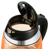 Чайник электрический STARWIND SKG2212, 2200Вт, оранжевый и черный вид 2