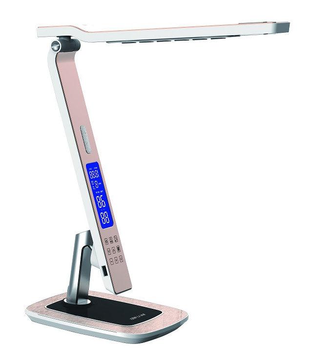 Светильник настольный SUPRA SL-TL405 на подставке,  10Вт,  розовый [11372.]