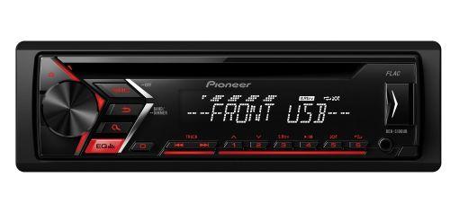 Автомагнитола PIONEER DEH-S100UB,  USB