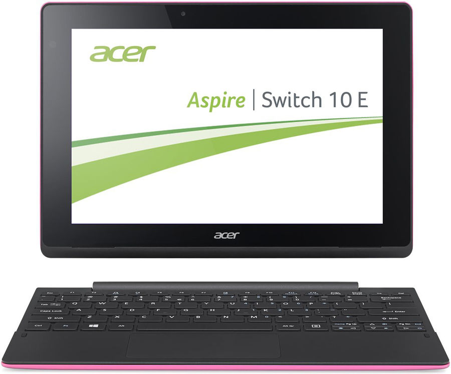 Планшет-трансформер ACER SW3-016-140S, 10.1, Intel Atom X5 Z8300 1.44ГГц, 2Гб, 500Гб, 32Гб SSD, Intel HD Graphics , Windows 10, NT.G8ZER.001, розовыйНоутбуки<br>экран: 10.1; cенсорный экран; разрешение экрана: 1280х800; тип матрицы: IPS; процессор: Intel Atom X5 Z8300; частота: 1.44 ГГц (1.84 ГГц, в режиме Turbo); память: 2048 Мб, LPDDR3; HDD: 500 Гб, 5400 об/мин; SSD: 32 Гб; Intel HD Graphics ; WiFi;  Bluetooth;  WEB-камера; Windows 10<br>