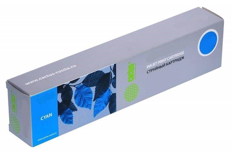 Картридж CACTUS 973XL голубой [cs-f6t81ae]