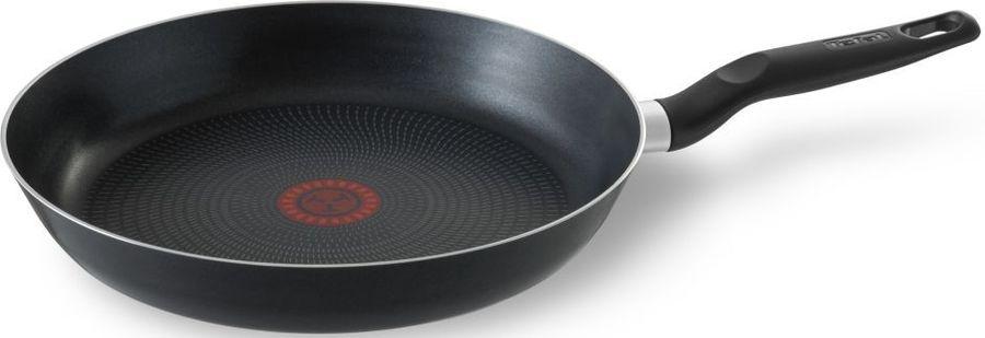 Сковорода TEFAL Extra 04165126, 26см, без крышки,  черный [9100023391]