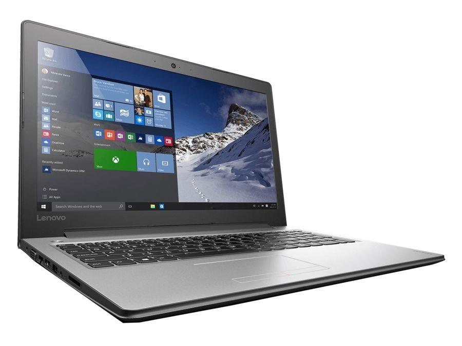 """Ноутбук Lenovo IdeaPad 310-15IAP Pen N4200/4Gb/500Gb/R5 M430 2Gb/15.6""""/HD/W10/silver/WiFi/BT/Ca(Б/У)"""
