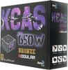 Блок питания AEROCOOL KCAS-650M,  650Вт,  120мм,  черный, retail вид 6