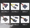Блок питания AEROCOOL KCAS-650M,  650Вт,  120мм,  черный, retail вид 9
