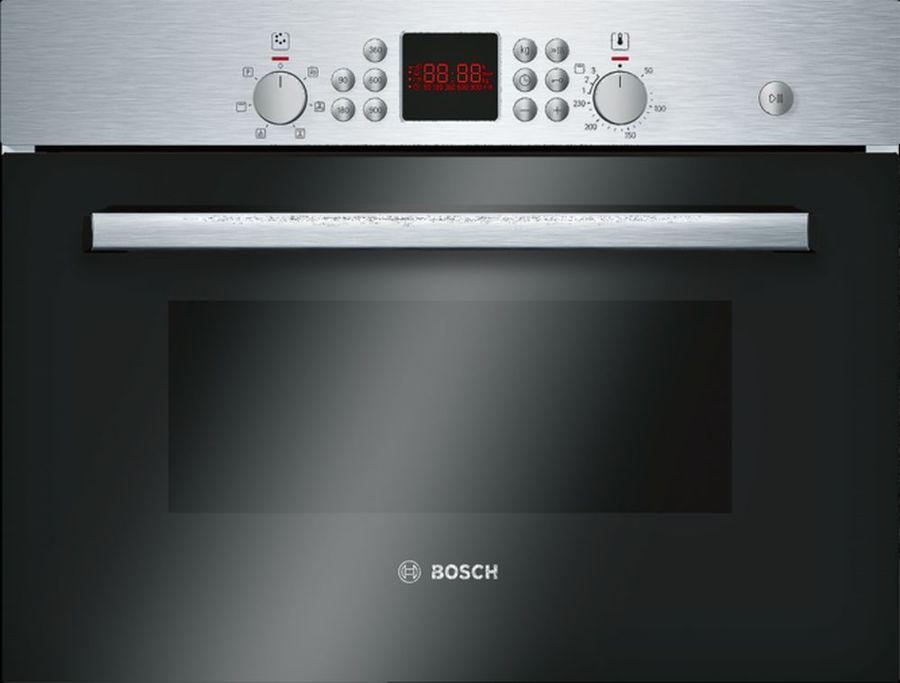 Микроволновая Печь Bosch HBC84H501 44л. 900Вт нержавеющая сталь (встраиваемая)