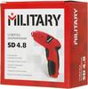 Отвертка электрическая MILITARY SD4.8,  0.6Ач [400863] вид 8