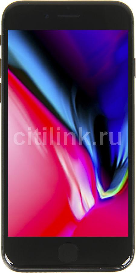 Смартфон APPLE iPhone 8 64Gb,  MQ6G2RU/A,  серый