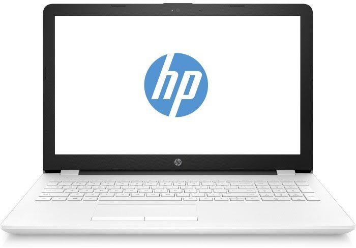 Ноутбук HP 15-bs111ur, 15.6, Intel Core i7 8550U 1.8ГГц, 8Гб, 1000Гб, 128Гб SSD, Intel HD Graphics 620, Windows 10, белый [2pp31ea]Ноутбуки<br>экран: 15.6;  разрешение экрана: 1920х1080; процессор: Intel Core i7 8550U; частота: 1.8 ГГц (4.0 ГГц, в режиме Turbo); память: 8192 Мб, DDR4, 2400 МГц; HDD: 1000 Гб, 5400 об/мин; SSD: 128 Гб; Intel HD Graphics 620; WiFi;  Bluetooth; HDMI; WEB-камера; Windows 10<br>