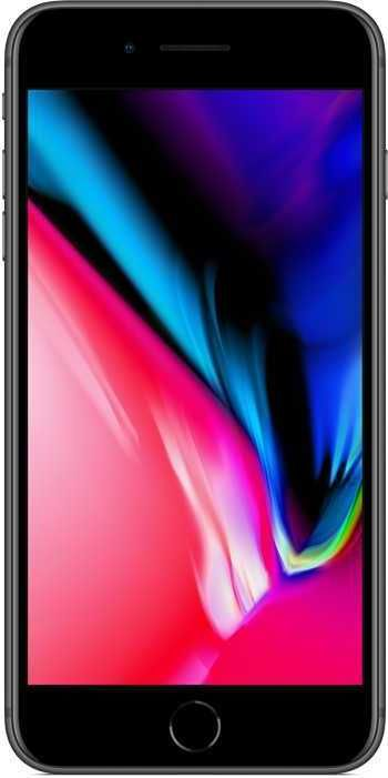 Смартфон APPLE iPhone 8 Plus 256Gb, MQ8P2RU/A, серый