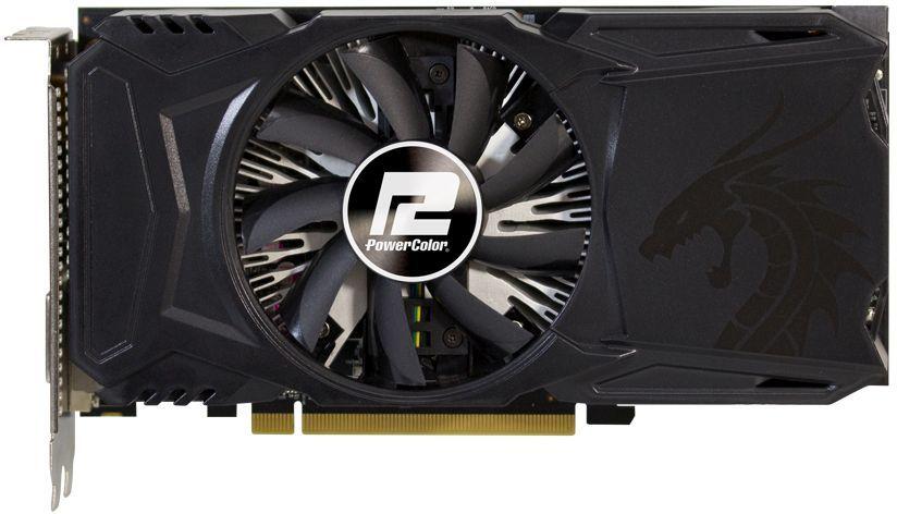 Видеокарта POWERCOLOR Radeon RX 560,  AXRX 560 2GBD5-DHA,  2Гб, GDDR5, Ret