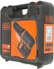 Дрель-шуруповерт BLACK & DECKER BDCDC18K1B-QW,  1.5Ач,  с двумя аккумуляторами вид 10