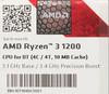Процессор AMD Ryzen 3 1200, SocketAM4,  BOX [yd1200bbaebox] вид 10