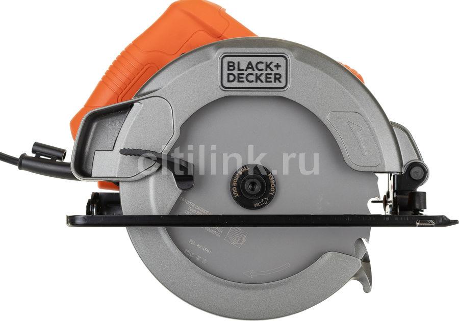 Циркулярная пила (дисковая) BLACK & DECKER CS1004-RU