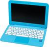 "Ноутбук HP Stream 11-y011ur, 11.6"", Intel  Celeron  N3060 1.6ГГц, 4Гб, 32Гб SSD,  Intel HD Graphics  400, Windows 10, 2EQ25EA,  голубой вид 1"