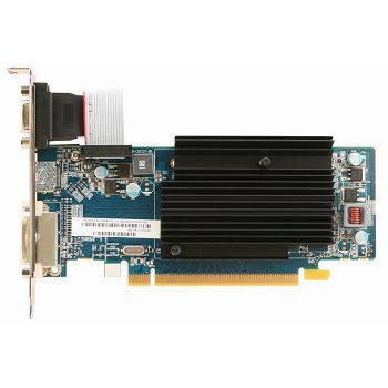 Видеокарта SAPPHIRE Radeon HD 6450, 11190-02-20G, 1Гб, DDR3, Low Profile, Ret radeon hd 7990 в екатеринбурге
