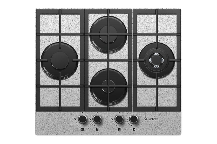 Варочная панель GEFEST ПВГ 2231-01 К46,  независимая,  серый