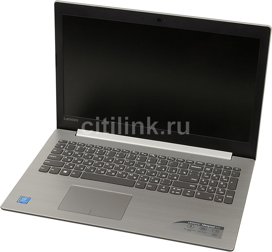 Ноутбук LENOVO IdeaPad 320-15IAP, 15.6, Intel Pentium N4200 1.1ГГц, 4Гб, 500Гб, Intel HD Graphics 505, DVD-RW, Free DOS, 80XR015QRK, серый ноутбук lenovo ideapad 320 15iap cel n3350 15 6 4gb 500gb hd graphics 500 dos 80xr00xwrk