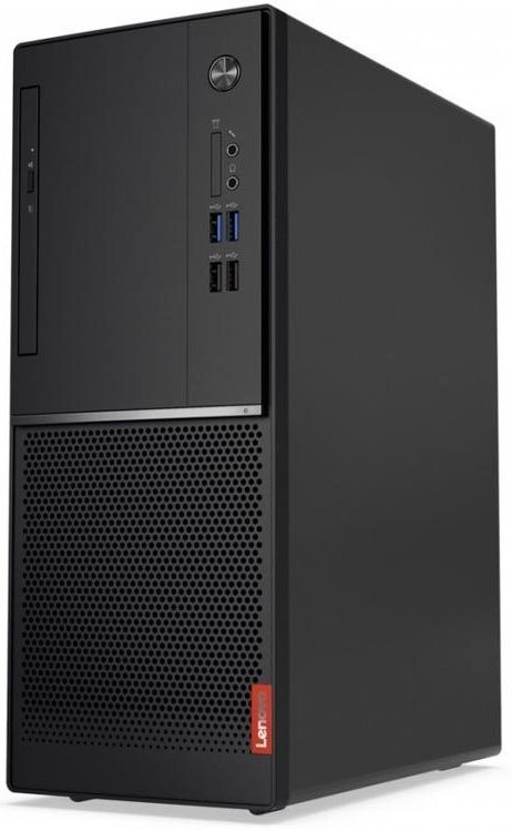 Компьютер  LENOVO V520-15IKL,  Intel  Core i3  7100,  DDR4 4Гб, 256Гб(SSD),  Intel HD Graphics 630,  DVD-RW,  CR,  Windows 10 Professional,  черный [10nks05300]