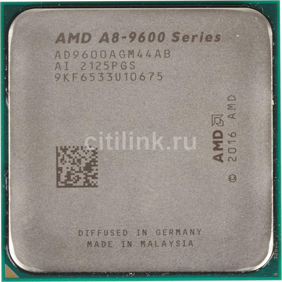 Процессор AMD A8 9600, SocketAM4,  OEM [ad9600agm44ab]