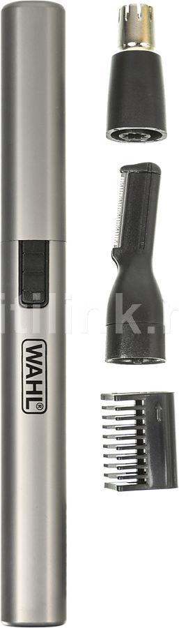 Триммер WAHL Micro Lithium,  серебристый [5640-1016]