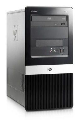 HP dx2400MT,  Intel  Core2 Duo  E8400,  DDR2 2Гб, 250Гб,  ATI Radeon HD 3650 - 256 Мб,  DVD-RW,  CR,  Windows XP Professional,  черный [kv325ea]