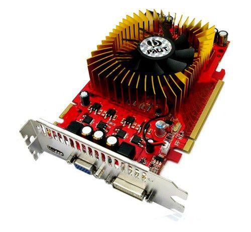 Видеокарта PALIT Radeon HD 3850,  512Мб, DDR3, Ret [ae+38500+hd523]