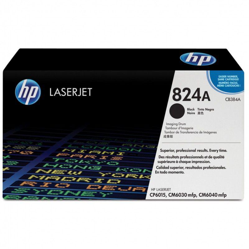 Блок фотобарабана HP 824A CB384A черный ч/б:23000стр. для CLJ CM6030/6040 HP