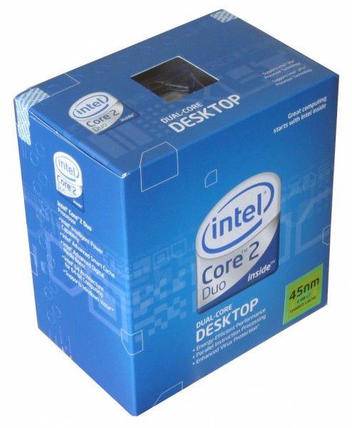 Процессор INTEL Core 2 Duo E8400, LGA 775 BOX [bx80570e8400 s lb9j]