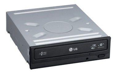 Оптический привод DVD-RW LG GH22LP20, внутренний, IDE, черный,  OEM [gh22lp20.auau11b]