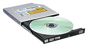 Оптический привод DVD-RW LG GSA-T40N, внутренний, IDE, черный,  OEM