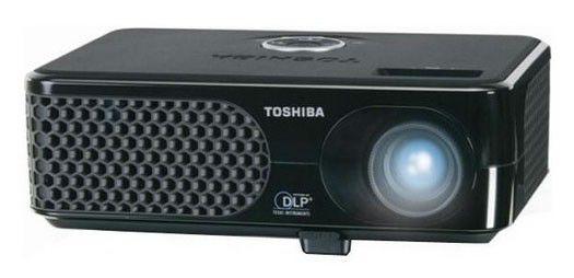 Проектор TOSHIBA TDP-SP1 черный