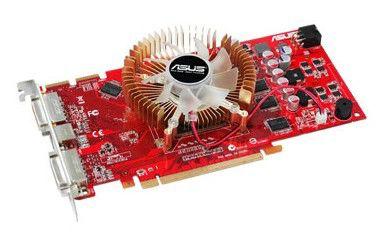 Видеокарта ASUS Radeon HD 3850,  512Мб, DDR2, Ret [ean3850 magic/htdp/512]